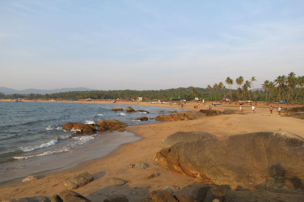 India's Cup Goa Agonda Beach
