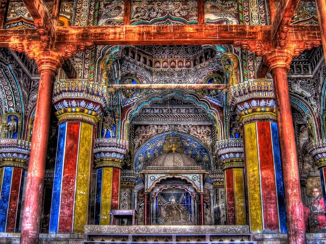 India's Cup Thanjavur Palace