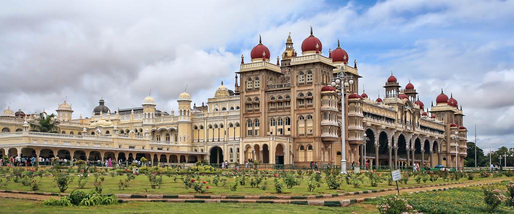 Mysore Palace. Photo by Marc Damulder