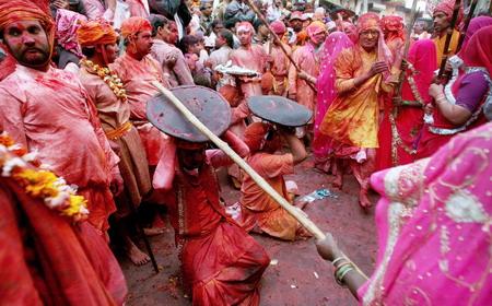 Women Keeping Men in Line. Photo Credit: gkrishna38