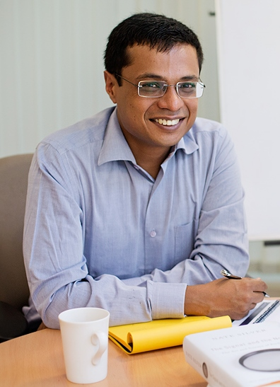Sachin Bansal  (Photo by Creative Commons)