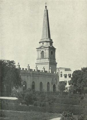 oldest british building in India