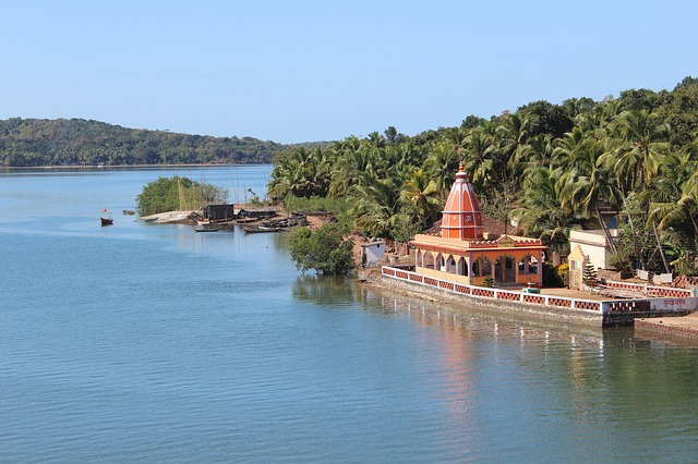 Temple Maharashtra India Konkan Architecture