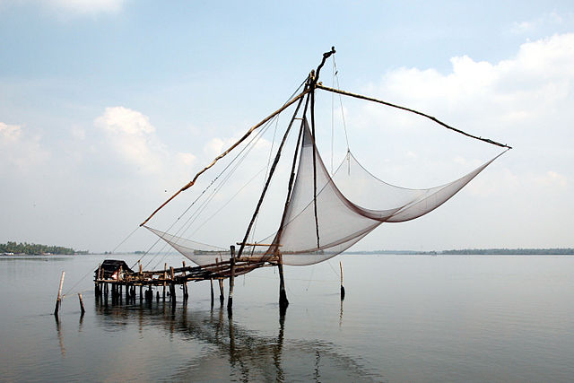 kochi fishing nets